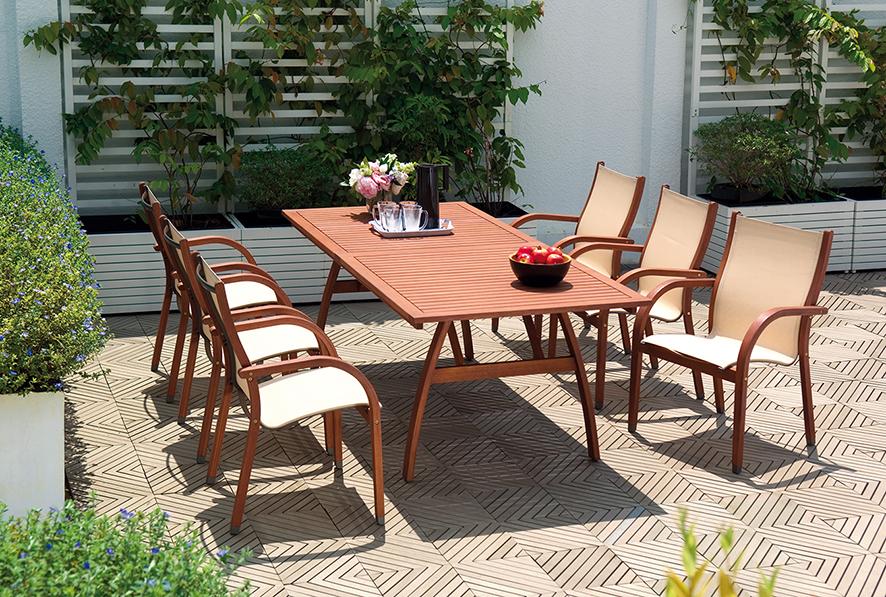 Holz Ahmerkamp | Immer eine Holzidee besser: Gartenmöbel und Grills